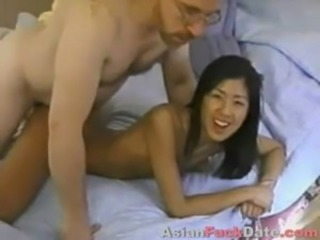 Amateur Asian Interracial Skinny Teen