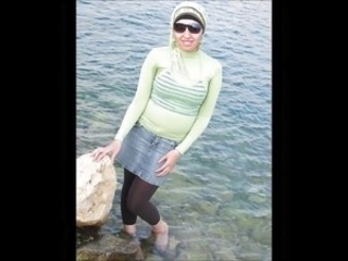 Amateur Outdoor Teen Turkish