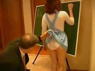 Daddy Old and Young Panty Teacher Teen