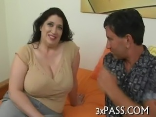 Great sex with buxom slut free