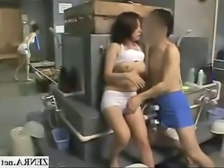 Asian Babe Japanese Public Showers