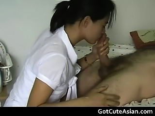 Amateur Asian Blowjob Teen