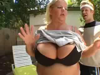 BBW Wonder Tracy's workout