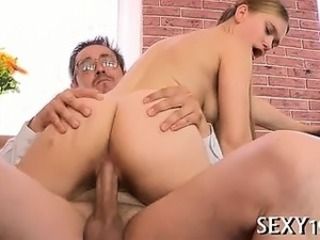 Ass Daddy Old and Young Riding Teacher Teen