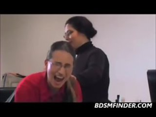 Office domestic discipline spanking