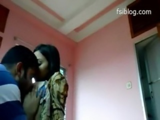 Hot Indian Girl alllow to suck her Boobs and release BF CUM by handjob free