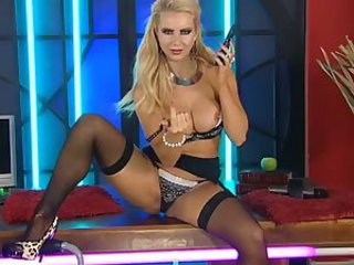 Amazing Lingerie  Pornstar Stockings Stripper