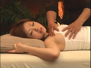 Amazing Asian Cute Japanese Massage