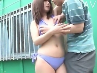 Asian Bikini Japanese Outdoor Teen