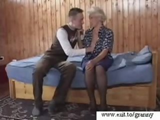 Granny cougars added to their toyboys