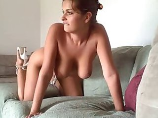 Hot Busty GF Loves Cock 2
