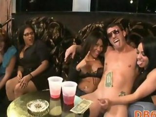 Cash  Handjob  Party