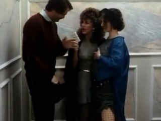 3some in an elEvator