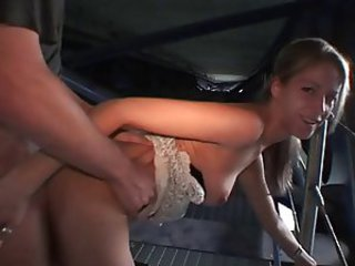 Amateur Doggystyle European German Teen