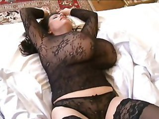 Big Tits Chubby Lingerie  Natural Panty