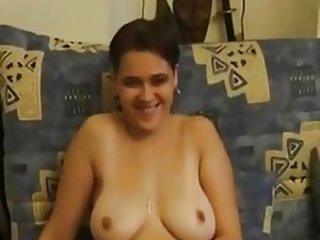 Hairy Girl Buttfucked