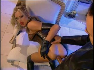 Anal Babe Clothed Cute Doggystyle Latex
