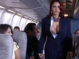 Big Tits  Public Uniform