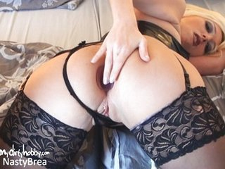 Anal fucking and dirty talk