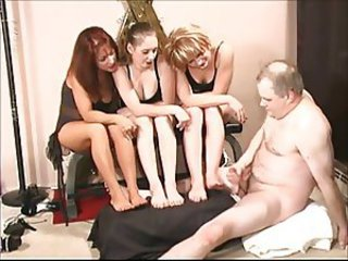 Daddy Femdom Feet Fetish Old and Young
