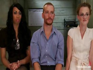 Honey foxxx, sebastian keys plus michelle