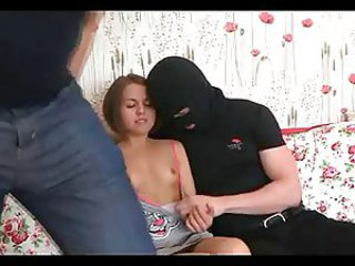 Russian mafia fuck adorable teen