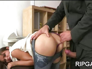 Hot Ass Of Beauty Fucked