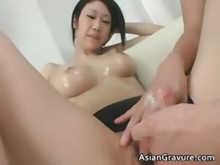 Gorgeous asian schoolgirl part3