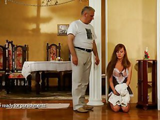Daddy Maid Old and Young Teen