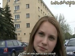 Amateur European Outdoor Pov Public Teen
