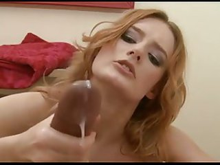 Pretty girls handjob cumshots compilation