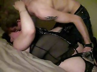 British European Lingerie Wife