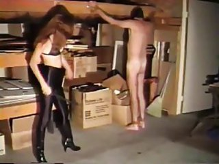 flogging of slave husband