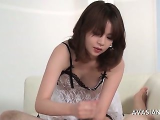 Asian Cute Handjob Teen