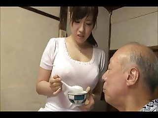 Daughter in law Azusa (part 1 of 3)