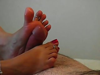 goddess footsie eruptions mega mix