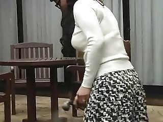 mom having sex while her daughter studying 1