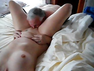 Amateur Chubby Homemade Licking Mature Older Wife