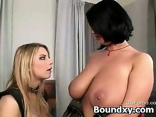 Wild Pervert Girl Appealing Bdsm Latex Fetish