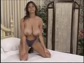 Babe Big Tits Natural Panty Solo Teen