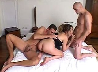 full of joy threesome MMF,DP