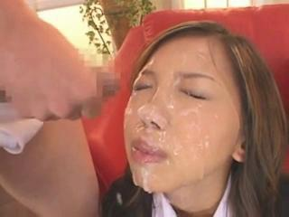 FACES OF CUM : Mimi Intercourse Tubes