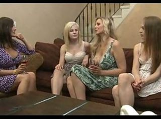 Big Tits Daughter Lesbian  Mom Old and Young Teen