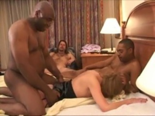 Amateur Cuckold Interracial  Threesome Wife