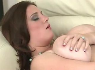 Big Tits Masturbating  Natural
