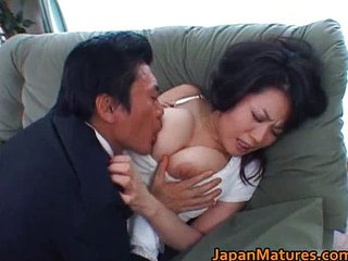 Asian Japanese Mature Natural Nipples