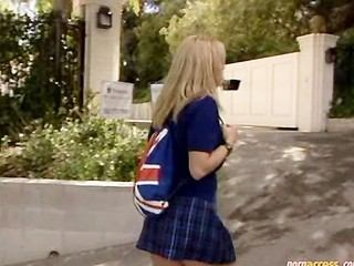Outdoor Public Skirt Student Teen Uniform
