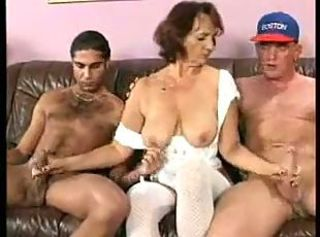 German Mature Orgy Pt.1