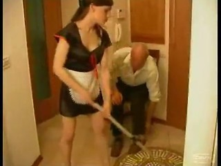 Daddy Maid Old and Young Teen Uniform
