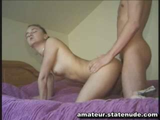 Amateur Doggystyle European German Homemade Teen